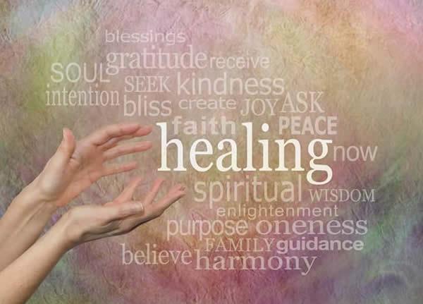 Healing hands - Reiki healing